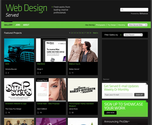 Thanks for the Feature - Web Design Served