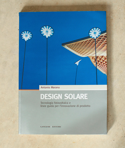 Italian book on Solar Design