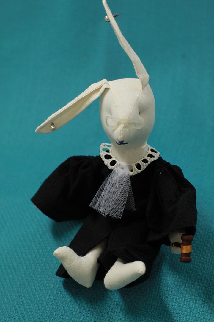 Ruth Bunny Ginsburg