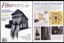 fiber arts magazine
