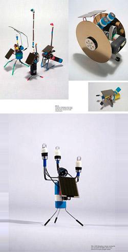 helioforms BEAM Robots